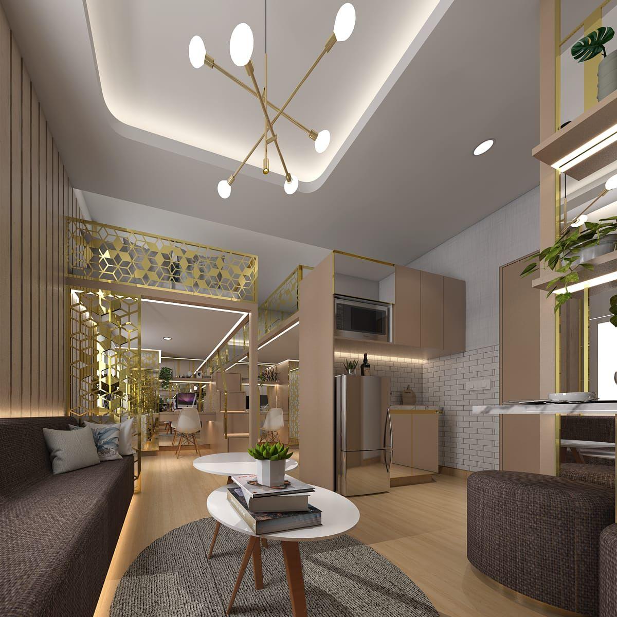Show Unit Gucii 3 Apartment Depok (2)