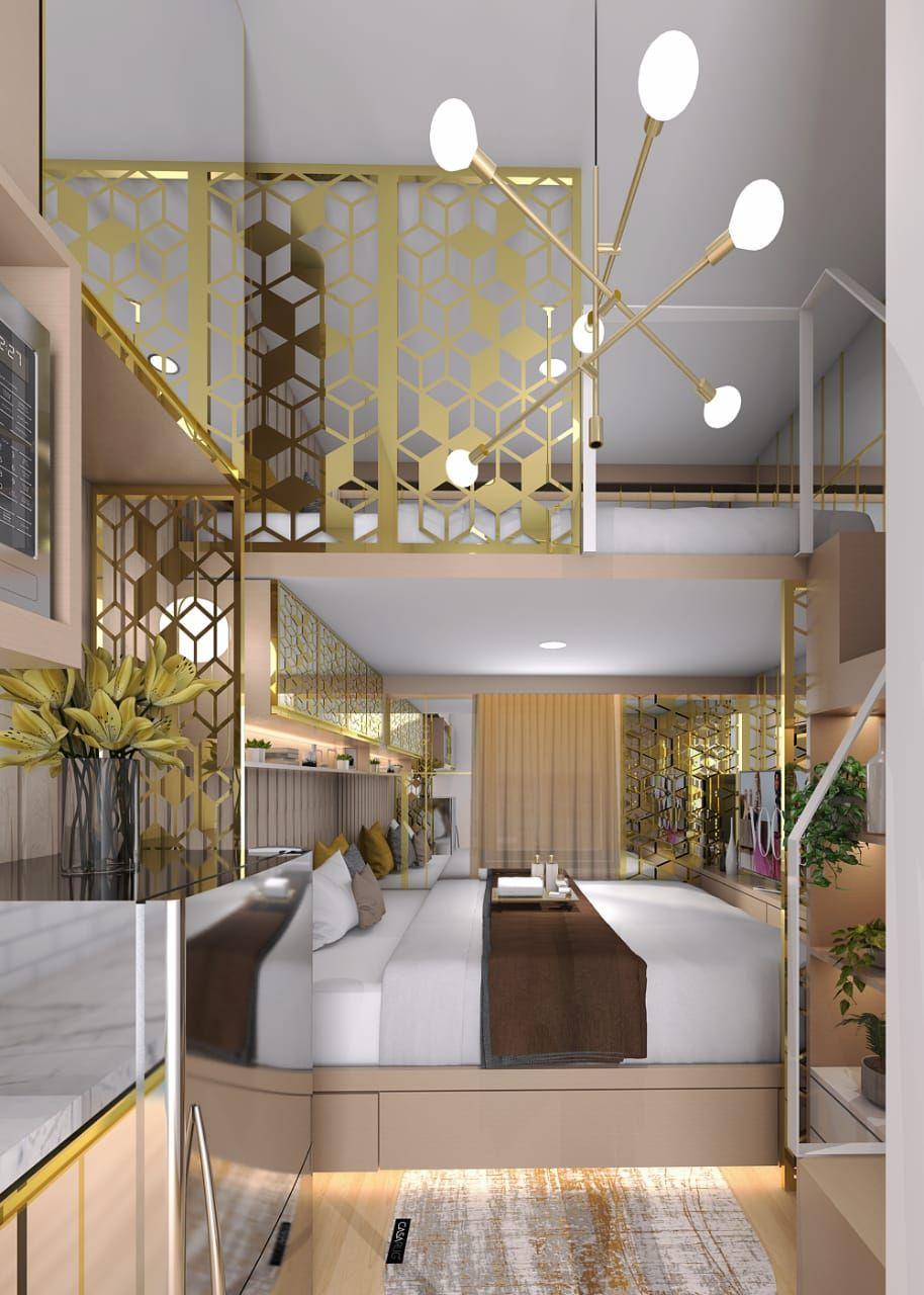 Show Unit Gucii 3 Apartment Depok (7)